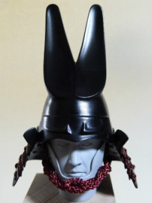 日本の武の美、正統派戦国ブランドのパイオニア【もののふ】-兎耳形兜
