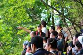 日本の武の美、正統派戦国ブランドのパイオニア【もののふ】-もののふ戦国バスツアー 長篠合戦の現場を歩く