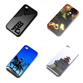 $日本の武の美、正統派戦国ブランドのパイオニア【もののふ】-もののふ戦国iPhone4sケース